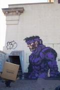游戏无处不在 街头涂鸦艺术令人叫绝