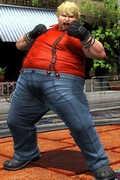 肥仔照样出色!盘点游戏中的五大胖子
