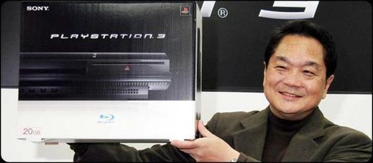 传PS之父久多良木健回归 负责开发PS4