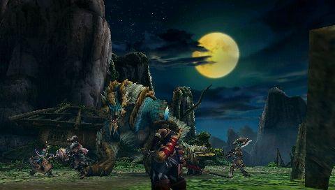 索尼PS年度大赏落幕 怪物猎人P3碉堡全场