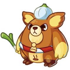 蒜头熊胖子