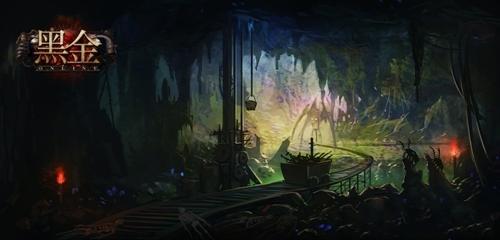 蒸汽朋克另类幻想 《黑金》启动魔幻网游大逆袭