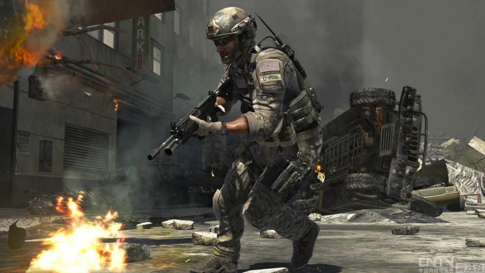 动视宣布即将调整《现代战争3》
