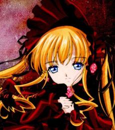 《蔷薇少女》真红图片