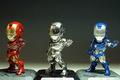 售价近1200人民币《钢铁侠》超Q版可爱模型