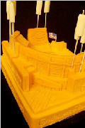 Sarah Kaufmann夫人的干酪雕塑