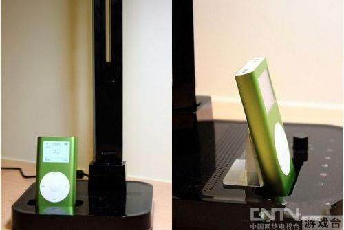 iphone4s多功能智能台灯led desk lamp