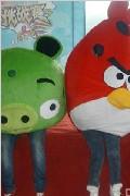美国数据公司调查《愤怒的小鸟》已成大叔最爱