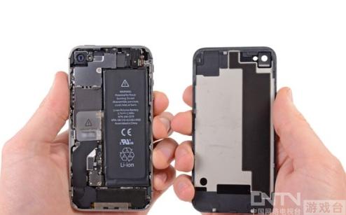 iphone4s换电池教程_教程