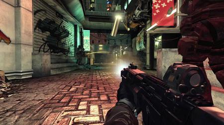 完美世界正式发布免费射击游戏《暗光:惩罚》