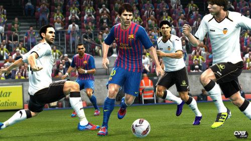 《实况足球2013》将采用FOX引擎制作 最新截
