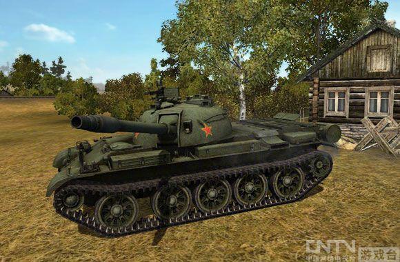 中国猛虎WZ111重型坦克 《坦克世界》中WZ-111的显身