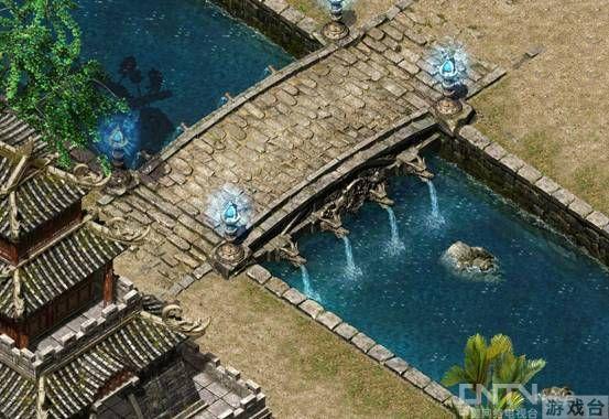 新比奇3张新画面地图