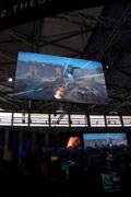 《行星边际2》CJ展台及试玩现场照片
