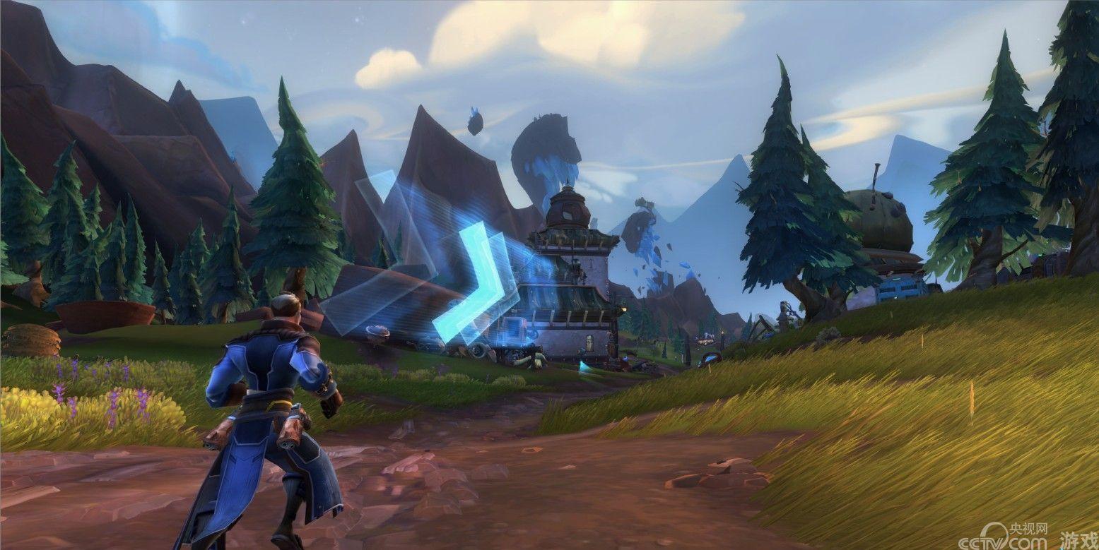 本周《Wildstar》(暂译,荒野星球)虽然没有给我们放出游戏最新研发概念文字内容,但放出了一批最新游戏截图,为大家展示了游戏的战斗画面。   据介绍,《荒野星球》的动作模式和战斗借鉴了《TERA》和《激战2》,不过在游戏中的战斗呈现多样性,一个怪物会有很多不同的攻击方式和弱点,而不同的攻击方式和不同的弱点可以得出许多种组合。并且在场景中加入了很多可以互动的元素。    游戏介绍:   《荒野星球》(暂译,英文名WildStar)由Ncsoft旗下Carbine工作室研发,是一款科幻+奇幻风色彩的网