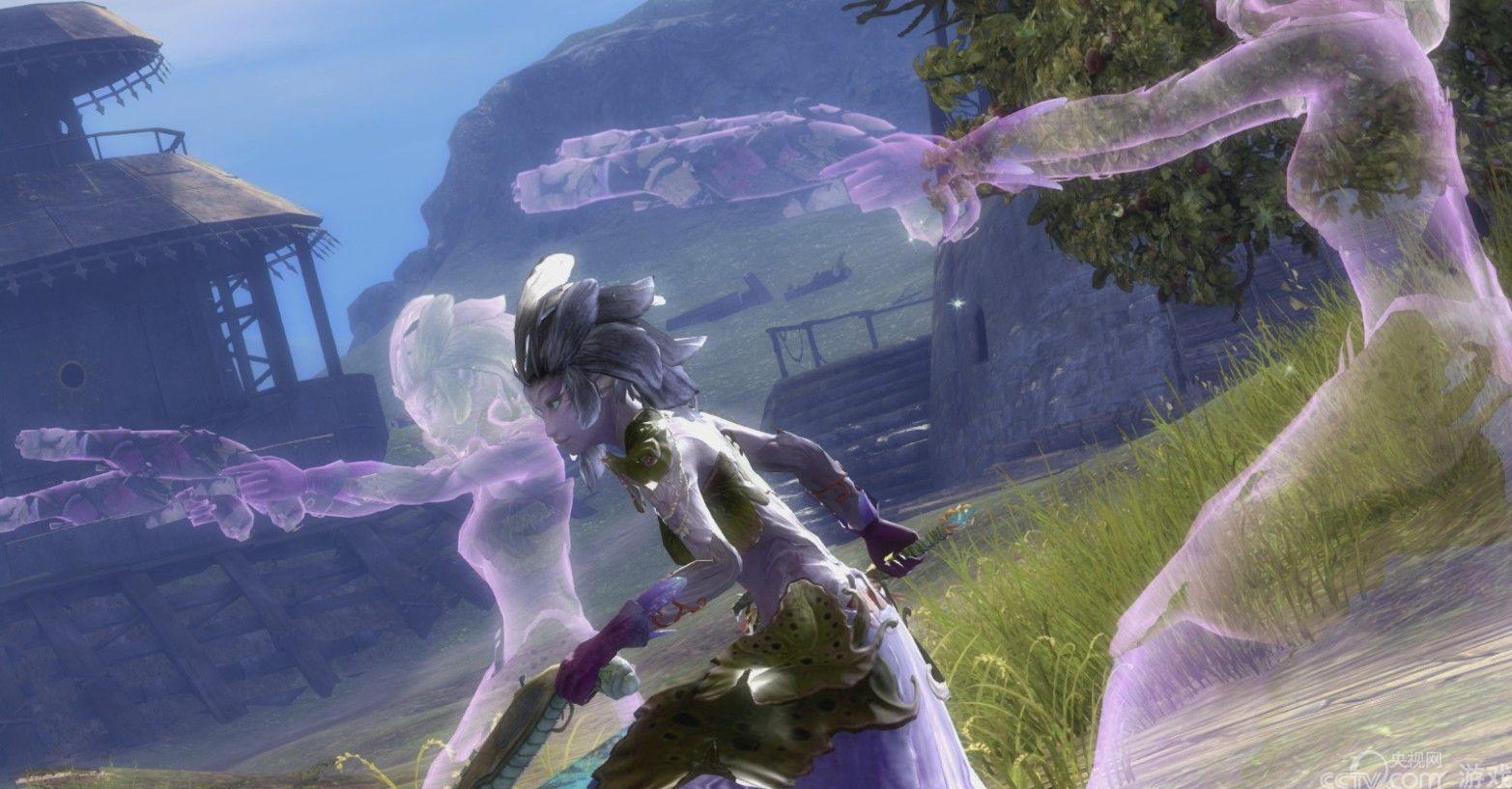 设计师揭秘《激战2》wvw跨服对战现状_网络游戏