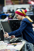 世界最大局域网游戏派对现场照
