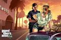 《GTA5》最新艺术图公布