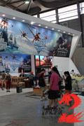 ChinaJoy首日直击 《激战2》六大看点先声夺人