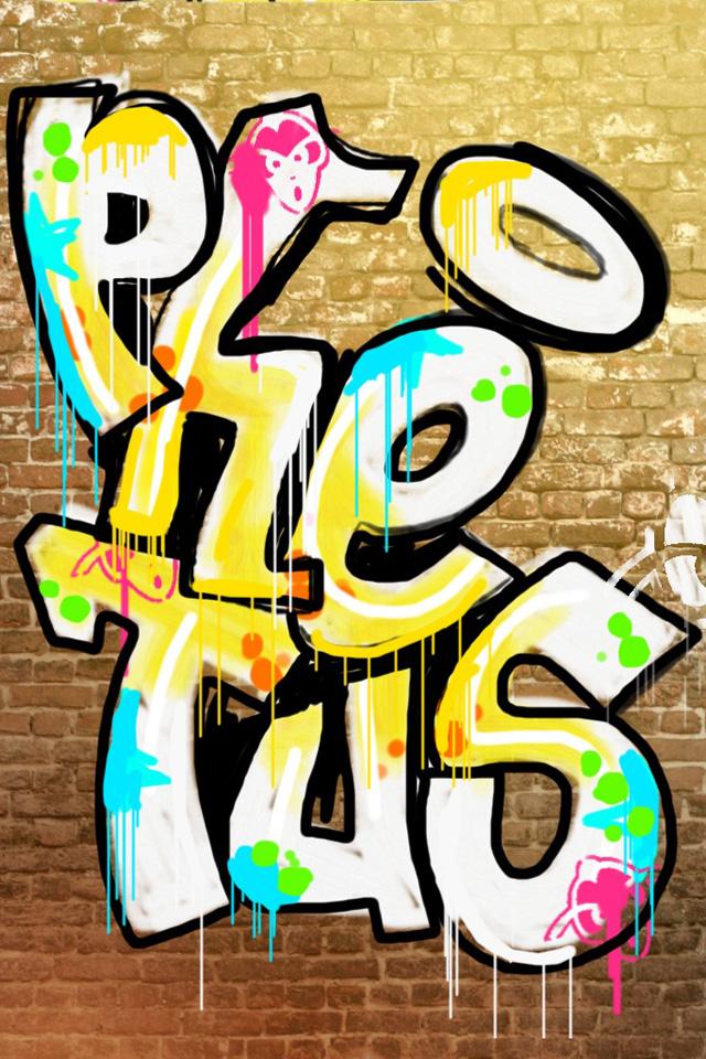 创意涂鸦软件 街头涂鸦