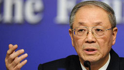 全国政协委员 将军 尹卓<br>建港口挖航道 需考虑海防安全