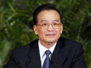2004年总理会见中外记者