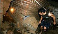 2007年08月15日晚间:秘鲁发生强烈地震,造成510人死亡,1500人受伤。地震发生时,一座教堂至少有200人在参加宗教仪式,结果全部被活埋其中。