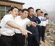 国务院副总理回良玉赶赴甘肃舟曲