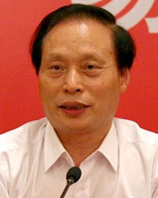 斯鑫良增选为浙江省政协副主席
