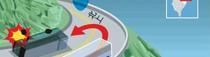 台湾花莲大陆游客游览车翻车