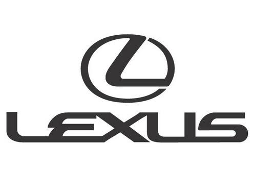汽车品牌标志-雷克萨斯