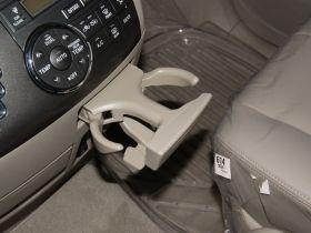 丰田-普瑞维亚车厢内饰图片