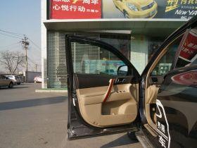 丰田-汉兰达车厢内饰图片