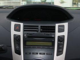 丰田-雅力士中控方向盘图片