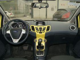 福特-嘉年华中控方向盘图片