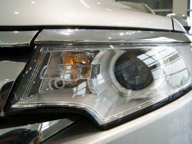福特-锐界车身外观图片