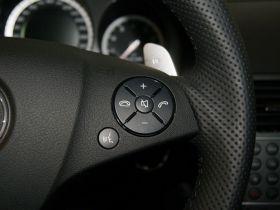 奔驰-奔驰C级(进口)中控方向盘图片