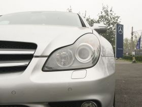 奔驰-奔驰CLS车身外观图片