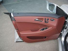 奔驰-奔驰CLS车厢内饰图片