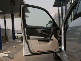 奔驰-奔驰GLK级车厢内饰图片