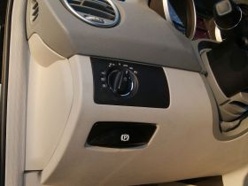 奔驰-奔驰ML级车厢内饰图片