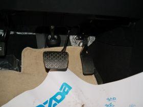 马自达-马自达CX-7车厢内饰图片
