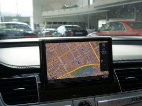 奥迪-奥迪A8中控方向盘图片