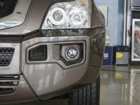 威麟-威麟X5车身外观图片
