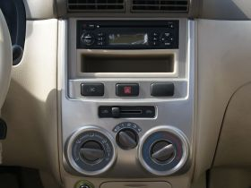 一汽-森雅M80中控方向盘图片