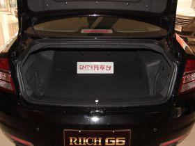 瑞麒-瑞麒G6车厢内饰图片