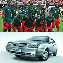 惯有非洲雄狮之称的喀麦隆,通过海外球员与本地球员的融合,在世界杯的成绩还是可圈可点的。虽然中国的桑塔纳来自巴西大众,但是凭借精湛的制造工艺和品牌,桑塔纳已经在中国成为了常青树。