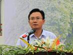 央视国际网络有限公司副总经理夏晓晖发言
