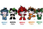08年北京奥运会吉祥物