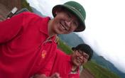 技术吴雨松戴上了越南的绿色帽子
